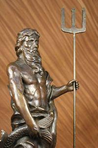 Phidias statueposeidon