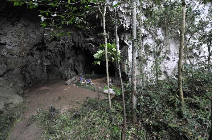 Philippines grotte callao1