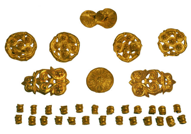 Primorsko gold treasure 3