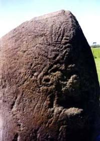 Puniho stone found on a taranaki marae