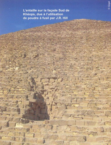 Pyramide entaillehill