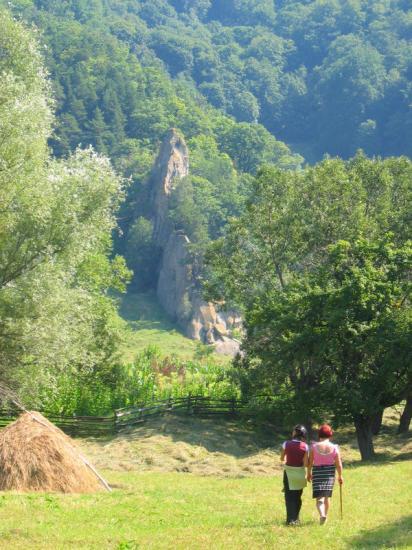 Roumanie paysage