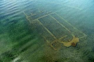 Ruines basilique lac iznik turquie mini