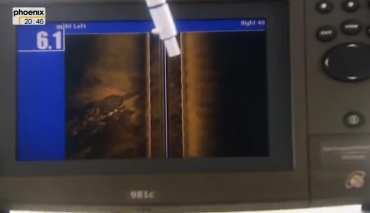 Rungholt fouilles scan