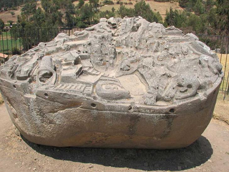 Sayhuite monolith