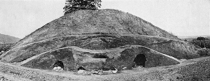 Seipmound excavations1
