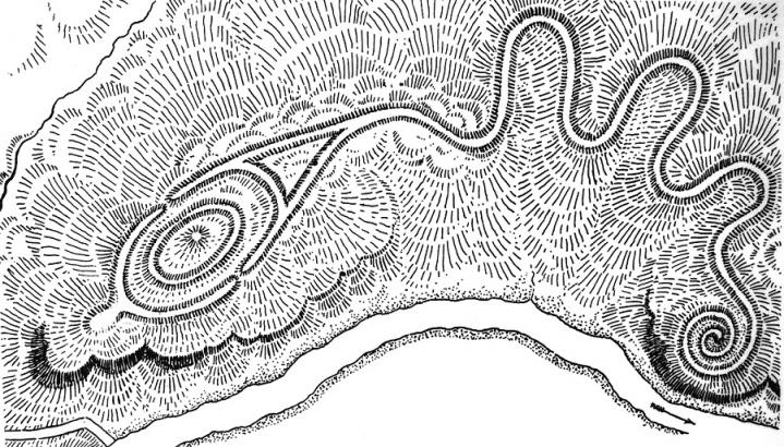 Serpent mound 4