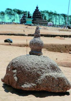 Shikara temple mamammapuram