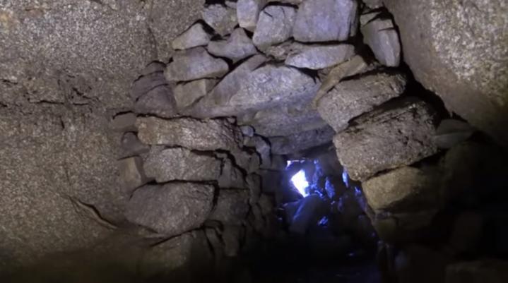 Souterrain capture video