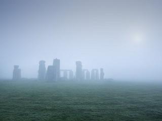 Stonehenge mini 1