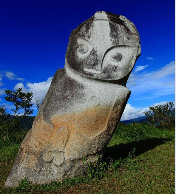 Sulawesi monolithes5