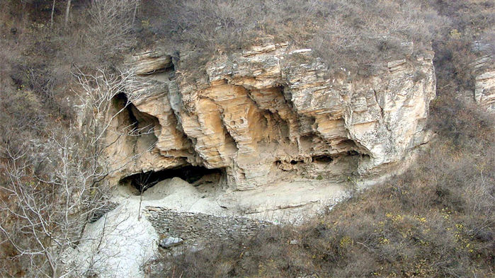Tianyuan cave