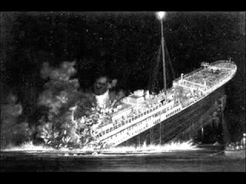 Titanic naufrage
