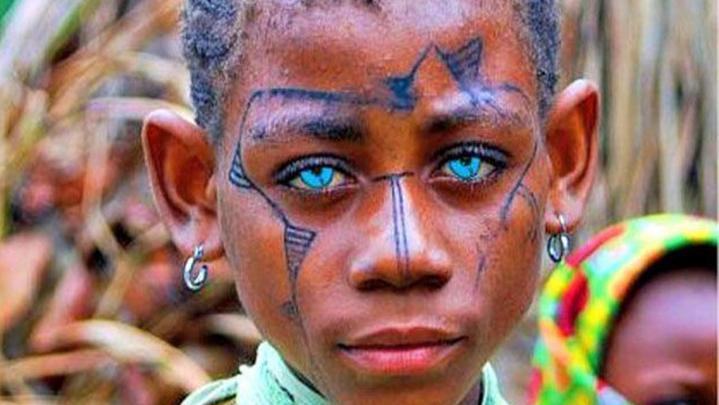 Tribu melanesie denisovien