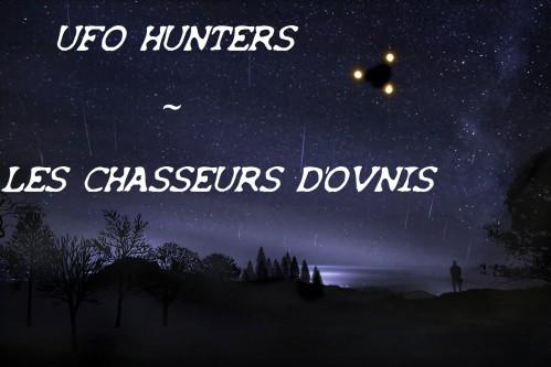 Ufo hunters saison1