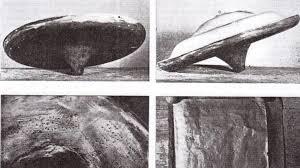 Ufo silphomoor1957