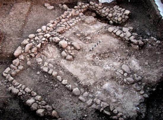 Une maison vieille de 10000 ans trouvee en israel