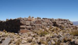 Ushnu ruines classique