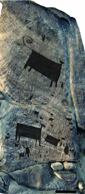 Venezuela petroglyphes1