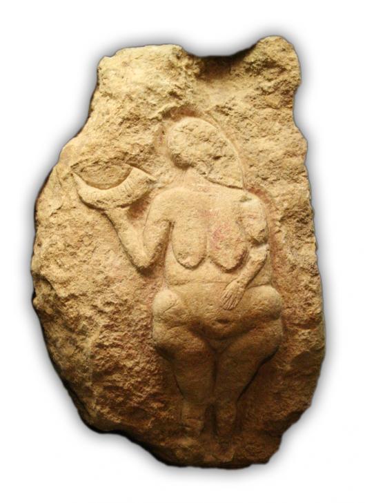 Venus de laussel vue generale