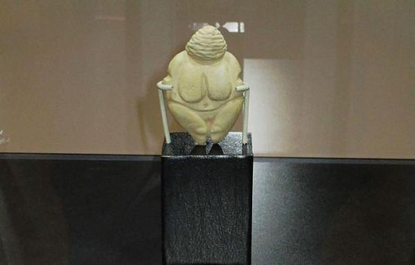 Venus of piatra neamt 17000y fundatia mircea titus romanescu
