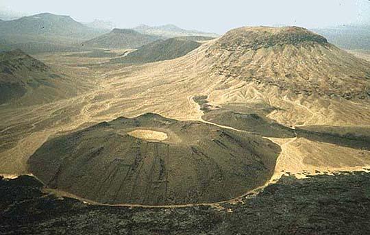 Volcans arabie 1