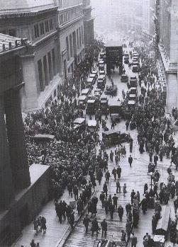 Wall strett 1929