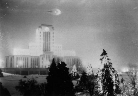 1937 vancouver bc canada ufo