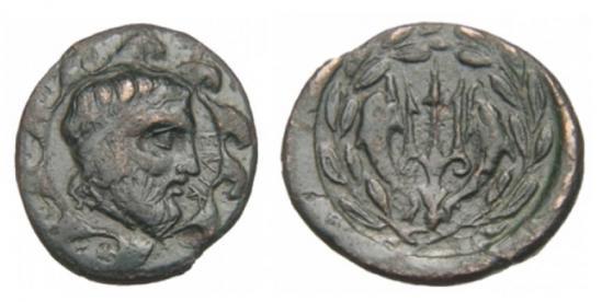 piece-monnaie Helike