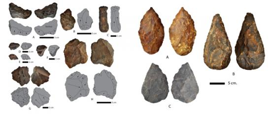 Africasouth kathu outils 700000ans