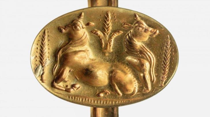 Anneau grece 3500b