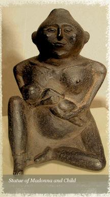 Archaeology madonnachild monksmound