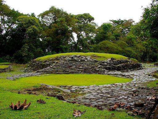 Arquitectura precolombina honduras