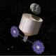 La NASA étudie l'idée de ramener un astéroïde dans l'orbite lunaire
