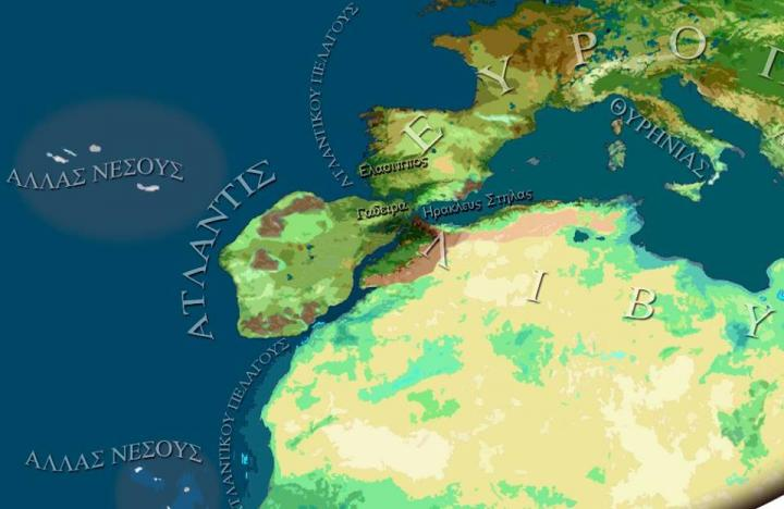 Atlantide madeire canaries