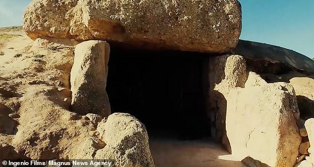 Atlantis tartessos dolmen of menga partiedela cite