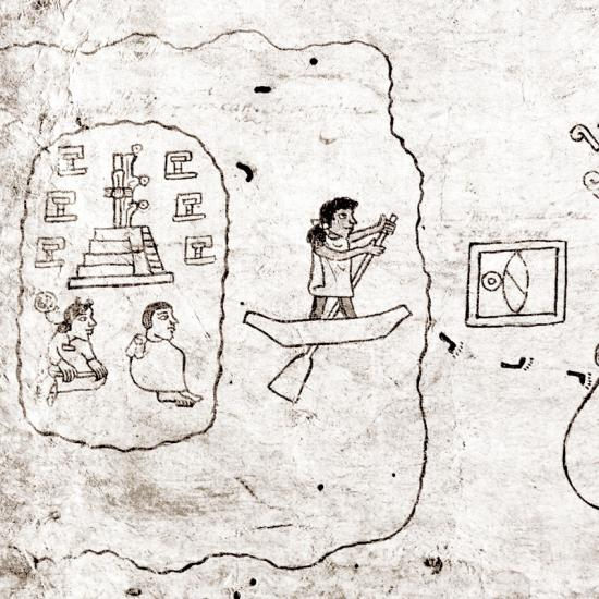 Aztlan codex boturini