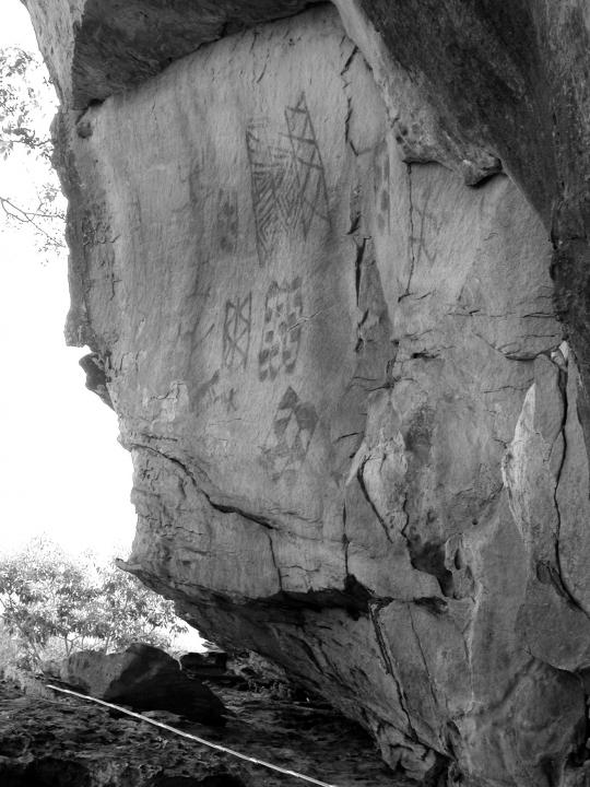 Bresil petroglyphesgrottes