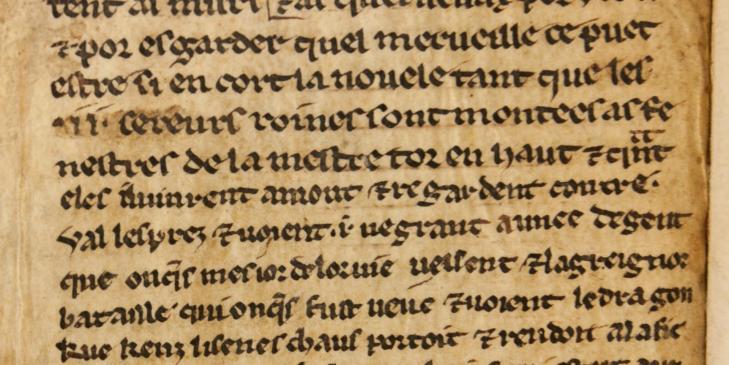 Bristol manuscript fra 2