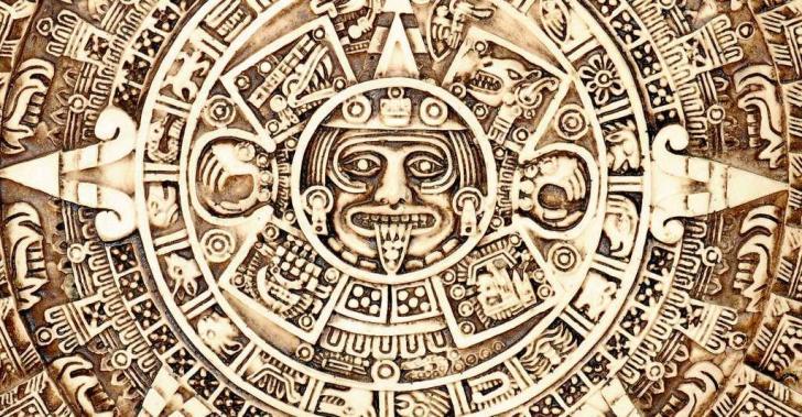Calendrier maya 1