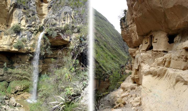 Chachapoyas cascade2
