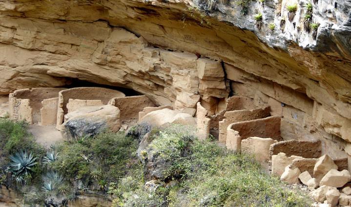 Chachapoyas cascade3