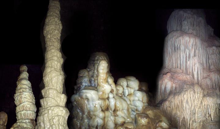 Chachapoyas cavernes