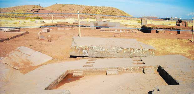 Complejo arqueologico kantatallita
