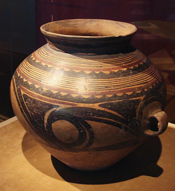 Culturemajiayao cmoc treasures of ancient china exhibit painted jar