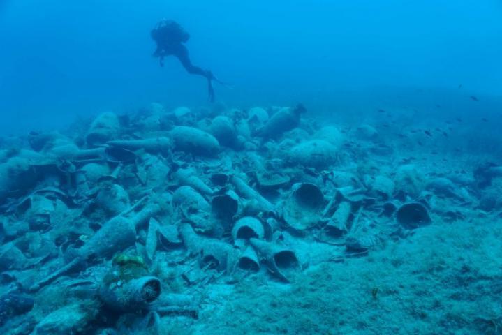 Delos archeologie1