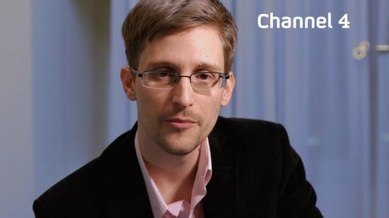 E.Snowden-Channel4-AFP