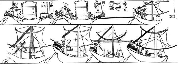 Egypte navire antique3
