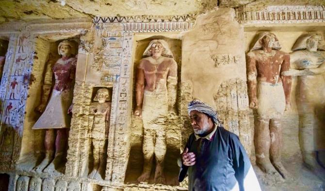 Egypte saqqarah6