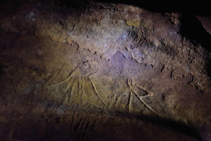 Espagne petroglyphes